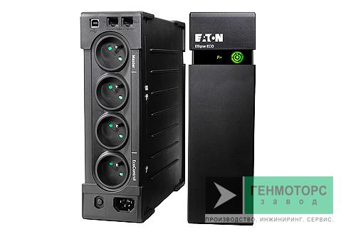 Источник бесперебойного питания Eaton Ellipse ECO 650 USB